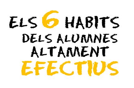 Habits d´estudi i tecniques d'estudi