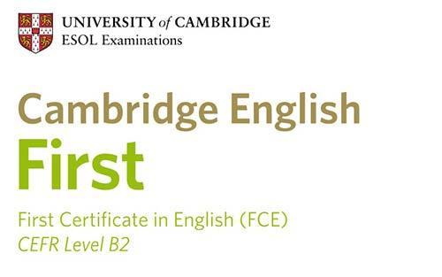 Curso de preparacion examen FCE Cambrigde