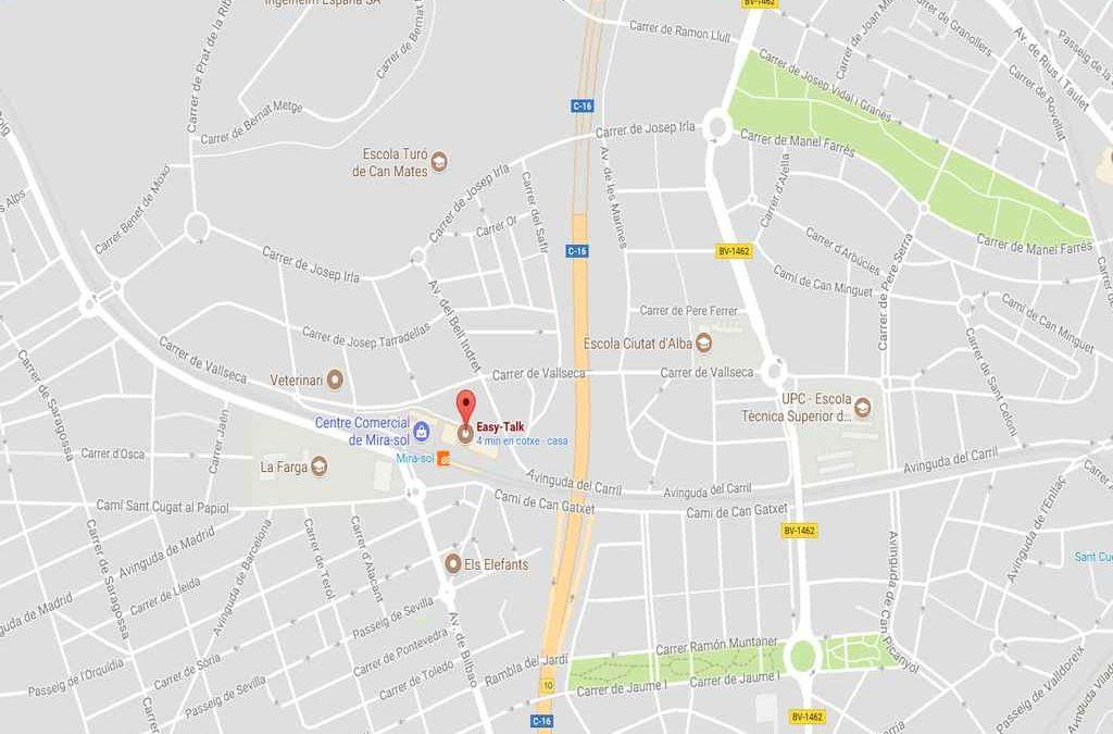 Mirasol-map