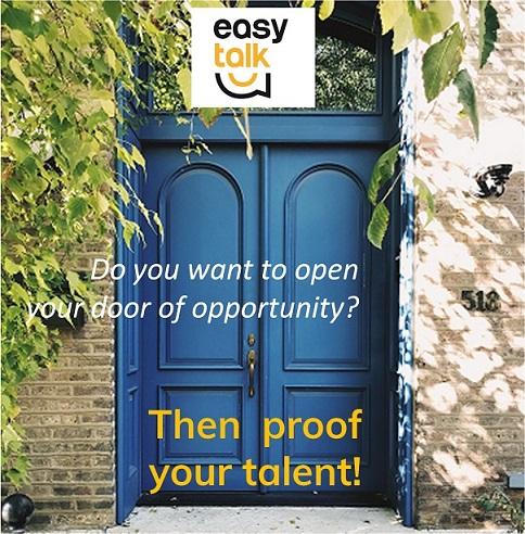 Si vols obrir la porta de l'oportunitat has de parlar anglés